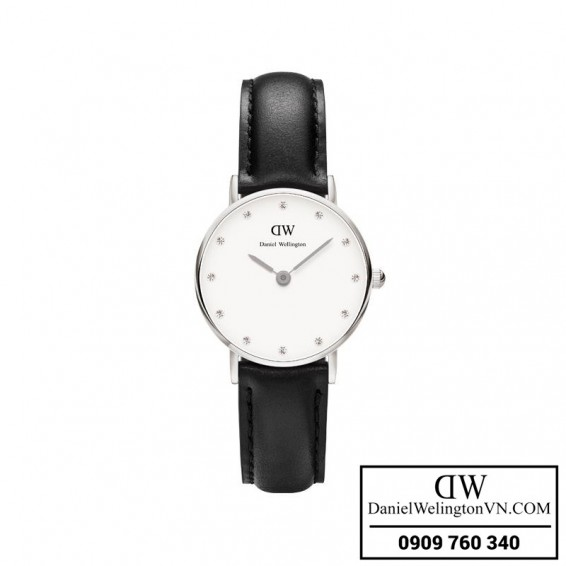 Dong ho Daniel Wellington Classy Sheffield 26mm Day Da Den 0921DW