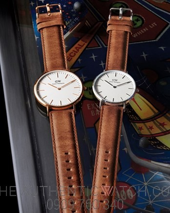 Anh that Review dong ho Daniel Wellington Classic Durham