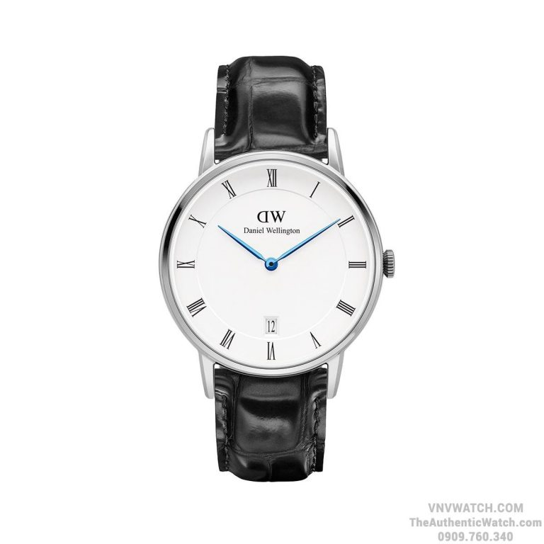 Dong ho Daniel Wellington Dapper 34mm Reading Silver