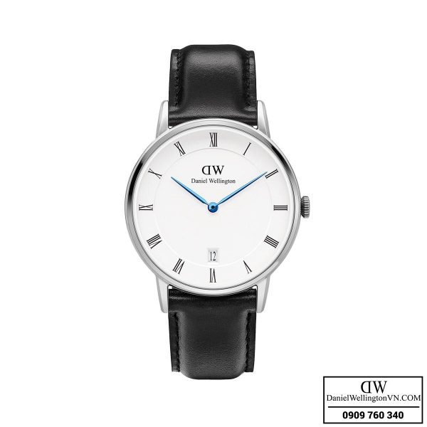Dong ho Daniel Wellington Dapper 34mm Sheffield Silver