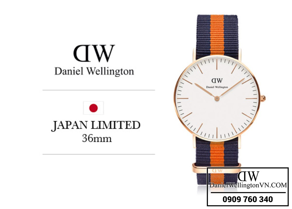 Daniel Wellington Classic Bedford va Southport Chinh Hang (1)