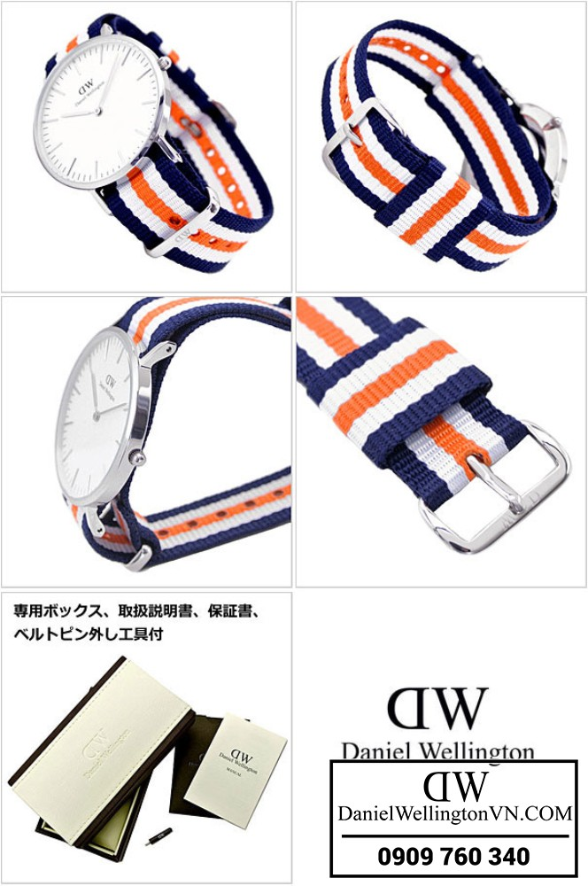 Daniel Wellington Classic Bedford va Southport Chinh Hang (3)