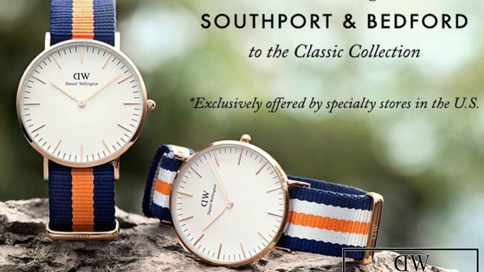 Daniel Wellington Classic Bedford va Southport Chinh Hang (5)