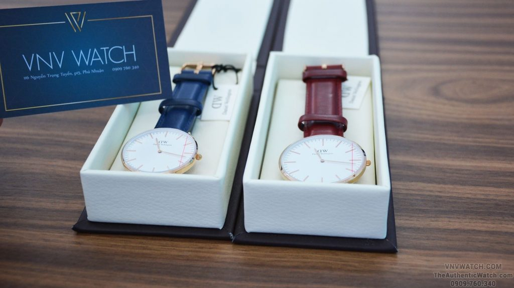 Dong ho Daniel Wellington Classic Somerset Suffolk chinh hang (5)