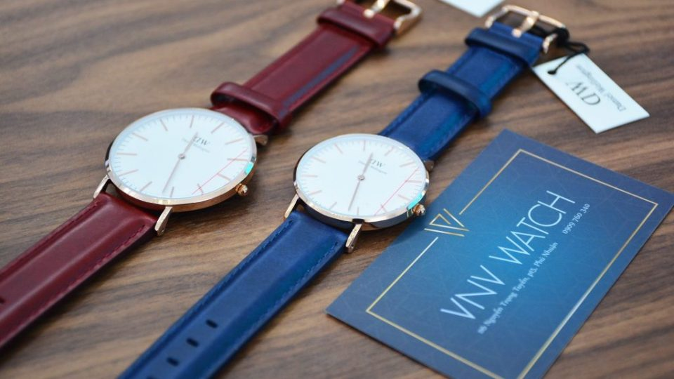 Dong ho Daniel Wellington Classic Somerset Suffolk chinh hang (7)