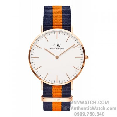 Đồng Hồ Nam Daniel Wellington Classic Bedford 40mm DW00100099 – Rose Gold
