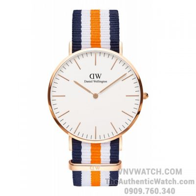 Đồng Hồ Nam Daniel Wellington Classic Southport 40mm DW00100103 – Rose Gold
