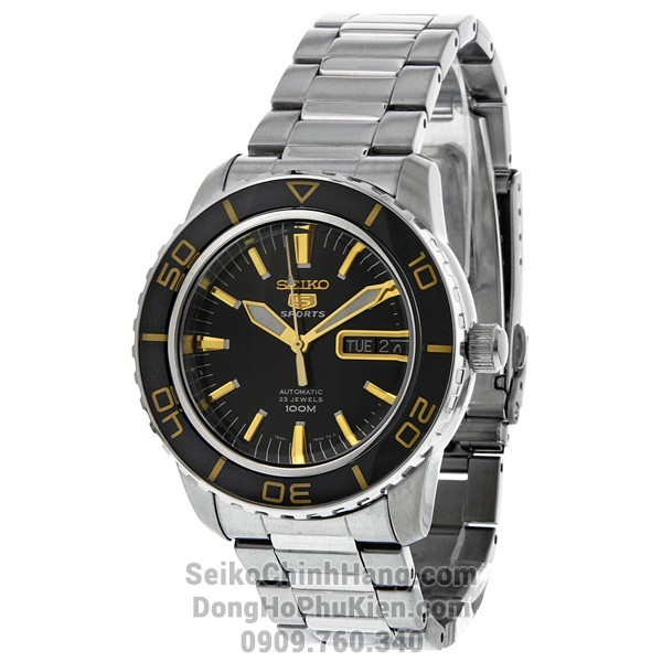 Dong-Ho-seiko-5-black-dial-stainless-steel-automatic-mens-watch-snzh57_2-Chinh-Hang.jpg